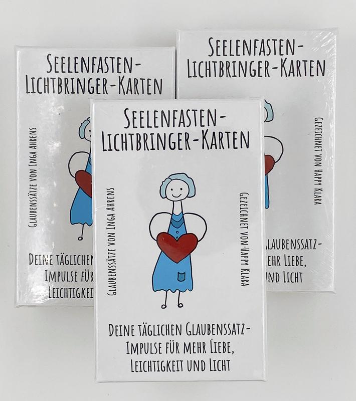 Happy Klara - Kartenset